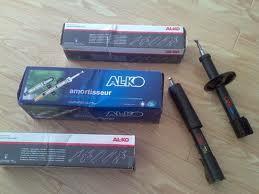 Amortiguadores hidraulicos  Alko